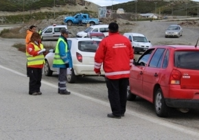 14 vehículos incautados durante el fin de semana