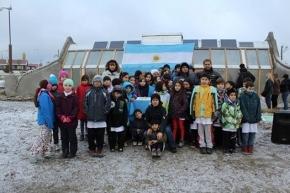 1700 personas ya visitaron Nave Tierra
