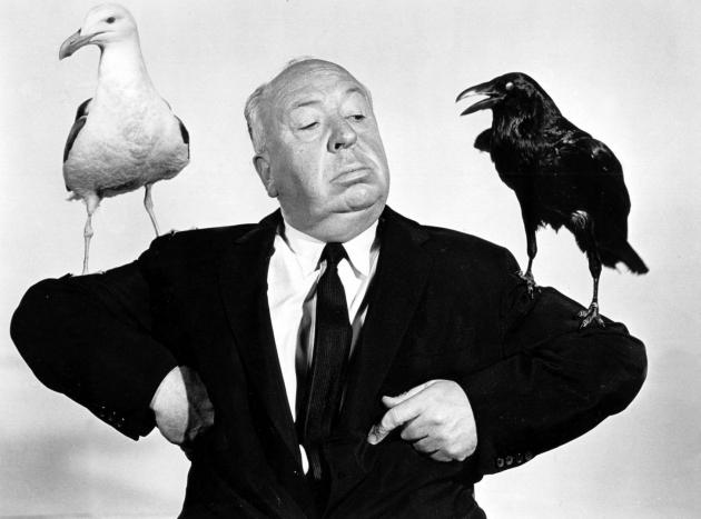 Nacimiento de Alfred Hitchcock