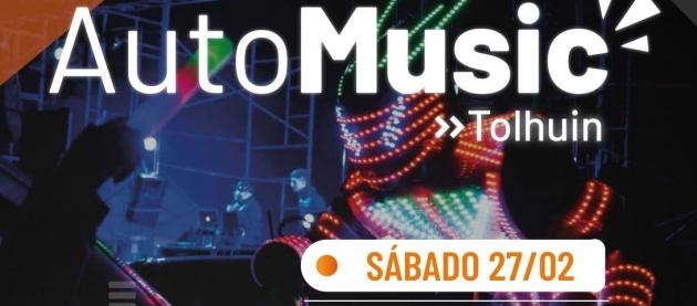 El próximo sábado se realizará una nueva edición del Automusic en la ciudad de Tolhuin