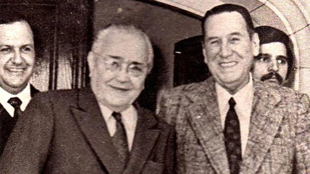 Ricardo Balbín: el presidente que no fue