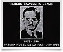 Fallece en 1959 el primer Premio Nobel de la Paz de Argentina, Carlos Saavedra Lamas