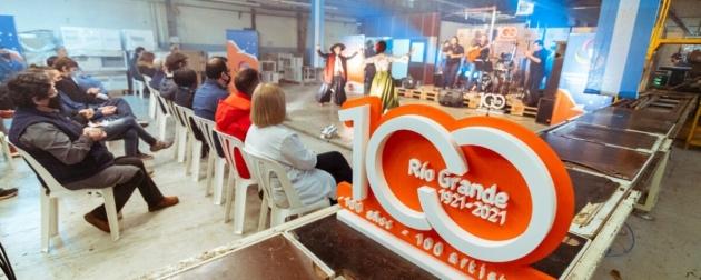 """Desde la Secretaría de Cultura celebran que """"Ya hemos tenido el paso de más de 100 artistas por más de 11 escenarios de Río Grande, Tolhuin y Ushuaia"""""""