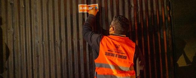La Secretaría de Comercio de la Provincia clausuró un local comercial en Río Grande por reiterados incumplimientos de los protocolos contra covid-19