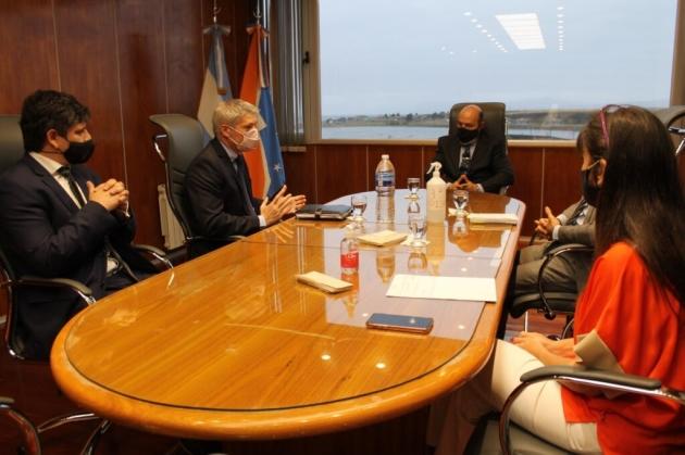 El Superior Tribunal de Justicia recibió al Colegio Público de Abogados de Río Grande