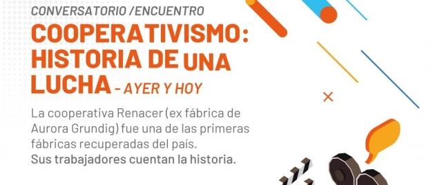 Este sábado se realizará un conversatorio por el Día del Cooperativismo para jóvenes de la ciudad de Ushuaia