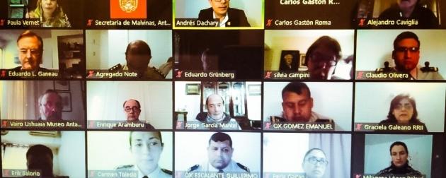 Positivo conversatorio promovido por el Gobierno para abordar la controversia con Chile por los límites de la plataforma continental