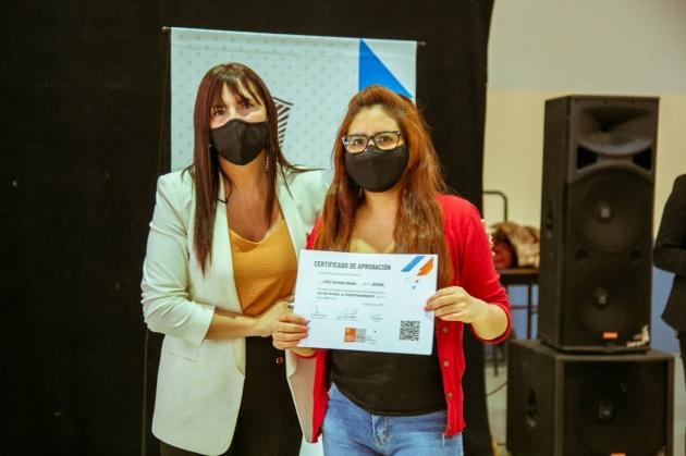 Más de 900 fueguinos participaron de los cursos de capacitación laboral de la Secretaría de Empleo