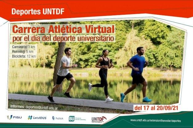 La UNTDF impulsa actividades por el Día Internacional del Deporte Universitario