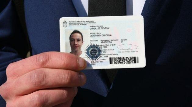 """Melella: """"Se garantiza el derecho a la identidad e identificación que tenga cada persona"""""""