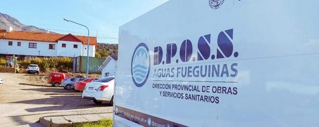 La DPOSS implementó una reducción de tarifas de agua y cloacas para usuarios residenciales e instituciones de bien público