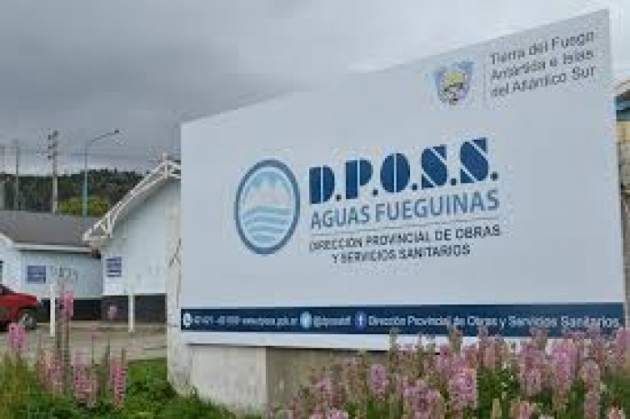 La DPOSS abrió los sobres de ofertas para la construcción de 370 conexiones domiciliarias de agua y cloacas en Ushuaia