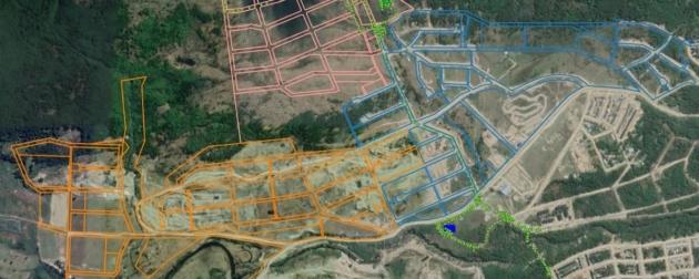 La DPOSS avanza en la provisión de agua potable para los vecinos de la urbanización San Martín de Ushuaia