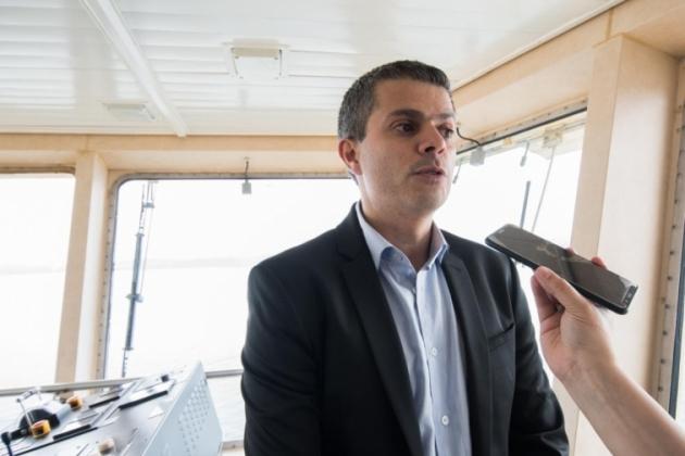 """Dachary: """"El Polo Logístico Antártico generará una ampliación en la matriz productiva con empleos sostenibles"""""""