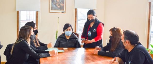 La Subsecretaría de Juventud tuvo un encuentro con Generación Malvinas en vísperas del 2 de Abril