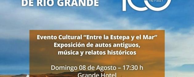 """Gobierno invita a la comunidad a participar del evento cultural """"Entre la Estepa y el Mar"""""""