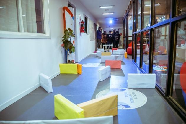 Gobierno realizó la Expo Elementos en los polos creativos