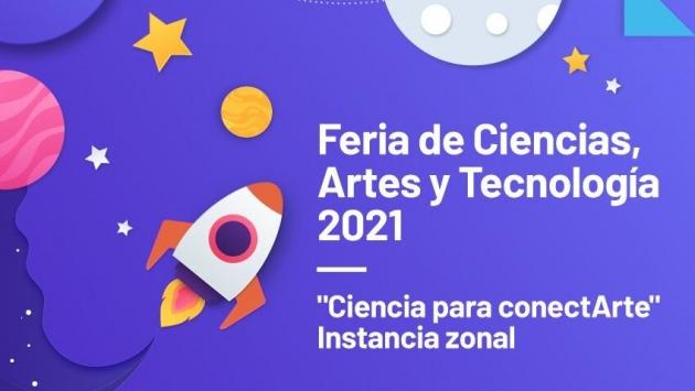 Comenzó la muestra virtual de la Feria de Arte, Ciencia y Tecnología 2021