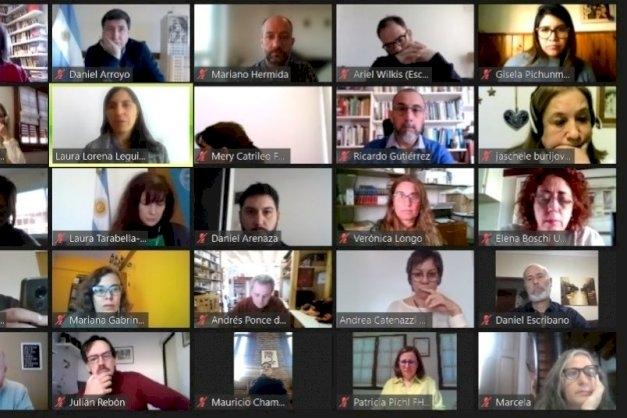 El Instituto de Cultura, Sociedad y Estado de la UNTDF participó del Primer Foro Virtual entre el Consejo de Decanos de Ciencias Sociales y el Ministerio de Desarrollo Social de la Nación