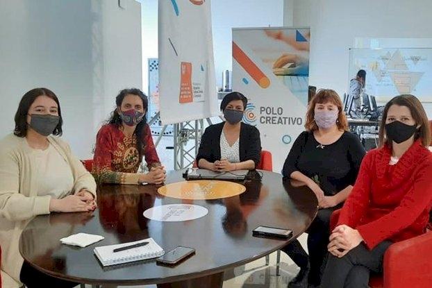 El Instituto de Educación y Conocimiento de la UNTDF se reunió con la ministro Cubino para articular acciones de fortalecimiento del sistema educativo