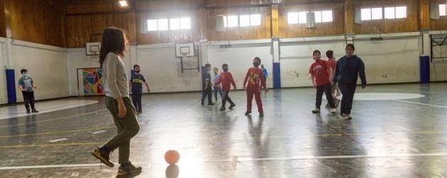 """Más de 1200 niños disfrutaron de las actividades de """"Invierno en TDF"""""""