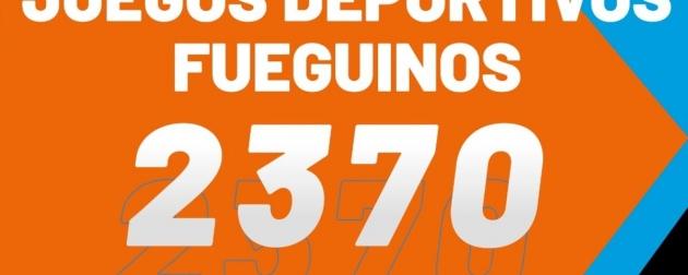 Más de 2300 jóvenes participarán en la edición 2021 de los Juegos Fueguinos