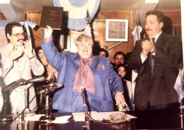 A 30 años de un Proyecto de Vida llamado Constitución Provincial
