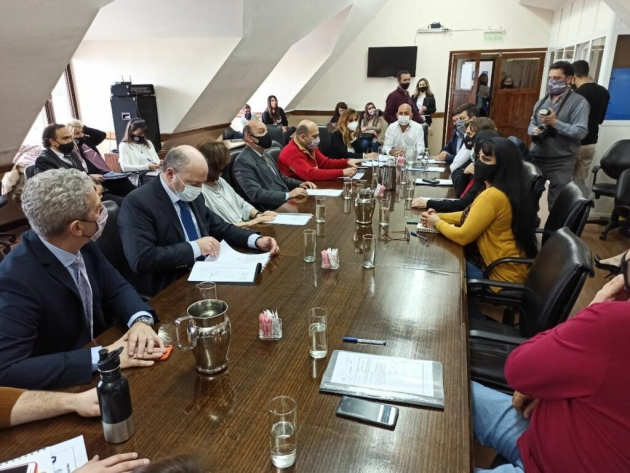 Los jueces del Superior Tribunal de Justicia fundamentaron la necesidad de concretar el Juzgado de Competencia Integral en Tolhuin