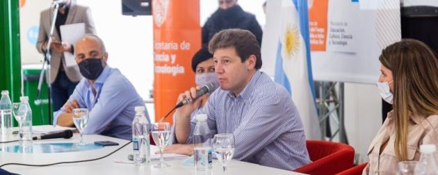 """Melella afirmó que """"Argentina Programa es la demostración que el rol del Estado es asegurar igualdad de oportunidades para todos"""""""