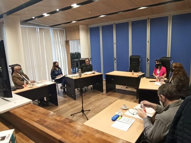 El juez Muchnik continúa reuniéndose para conformar una Mesa de Trabajo con representantes judiciales