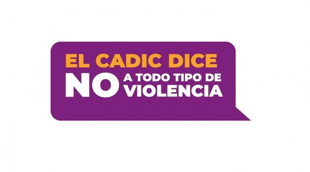 Nuevos espacios para abordar situaciones de violencia en el CADIC
