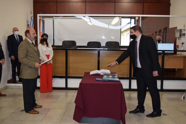 Asumió un nuevo Agente Fiscal en el Distrito Judicial Río Grande