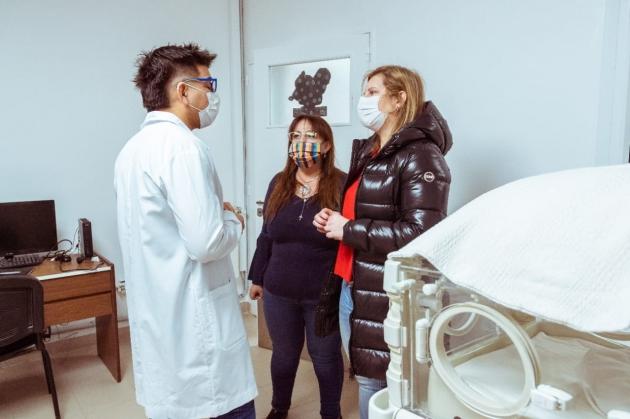 Este lunes se habilitan sectores y servicios en el Hospital Regional Ushuaia