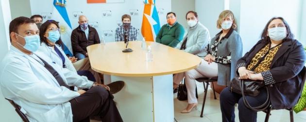 Oncólogos de Ushuaia y Río Grande remarcaron los beneficios de contar con un Centro de Medicina Nuclear y Radioterapia en la provincia