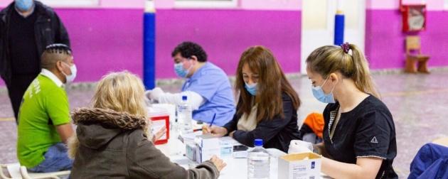 Gobierno realizó un operativo de detección de anticuerpos contra covid-19 para estudio estadístico a nivel nacional