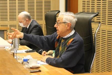 El Dr. Vigo disertó sobre el perfil del juez del siglo XXI