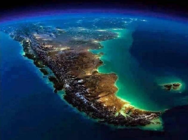 El Estado argentino alcanza hasta la milla 350