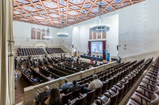 El rector de la UNTDF participó del Plenario de Rectores del Consejo Interuniversitario Nacional
