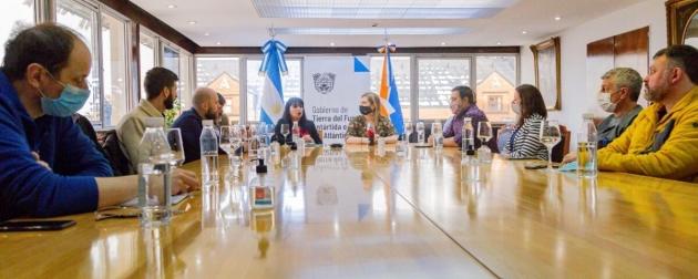El Ministerio de Salud realiza en la provincia las 1eras Jornadas de Tecnologías e Informática