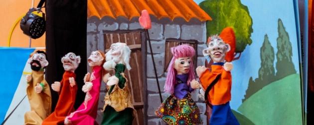 Este viernes se realizará en Tolhuin el cierre del Programa Federal Teatrines