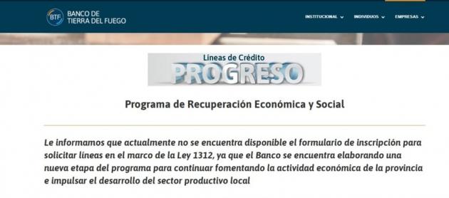 """Melella anunció el lanzamiento de PROGRESO II """"para continuar acompañando al sector privado y diversificando las líneas de financiamiento"""""""
