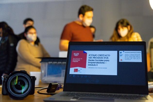 Economía Popular continúa con los talleres para emprendedores de la provincia