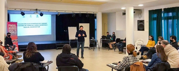 Amplia participación en los talleres de actualización del Plan Estratégico de Turismo Sustentable de Tierra del Fuego
