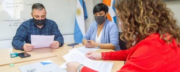 Terminalidad educativa: Acuerdo con el SEMUP para la implementación de una nueva propuesta semipresencial