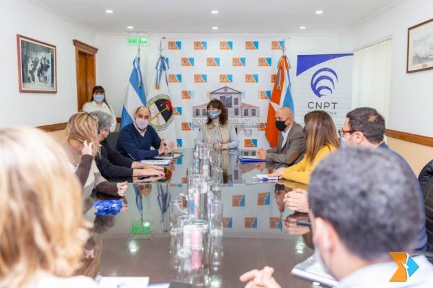 Urquiza participó del Comité de Evaluación de Seguimiento y Aplicación de la Convención contra la Tortura