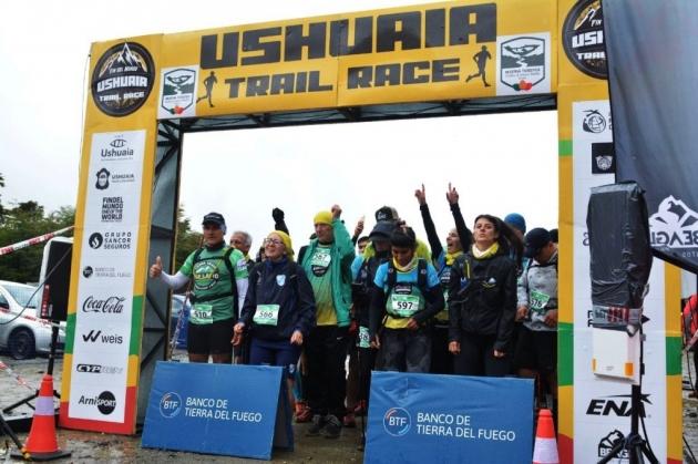 Este sábado se realizará una nueva edición de Ushuaia Trail Race en el Fin del Mundo