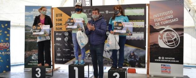 Ushuaia Trail Race: Se desarrolló una exitosa jornada de deporte en un entorno natural que reunió a 600 corredores