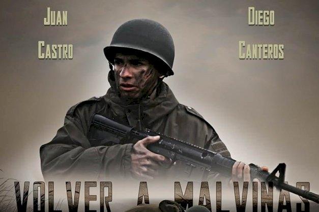El corto ¨Volver a Malvinas¨ fue seleccionado para el Festival Audiovisual de Bariloche