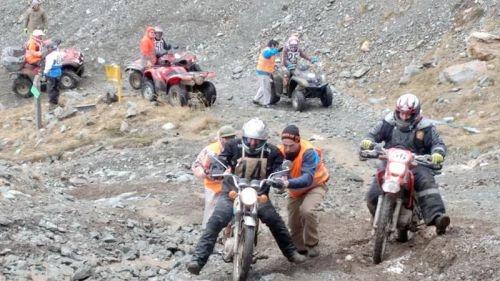 Turdó se reunió con la Comisión Normalizadora del Moto Club Río Grande para organizar la 37ª edición de la Vuelta a la Tierra del Fuego