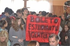 A partir del 1 de marzo se podrá acreditar el Boleto Estudiantil Gratuito